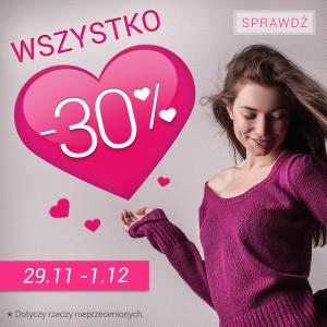 eBUTIK.pl wyprzedaż -30%