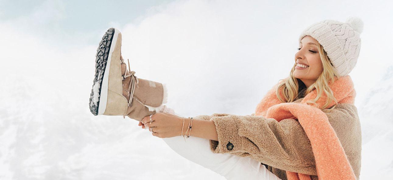Do 70% na obuwie zimowe w CCC